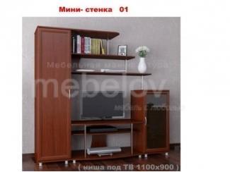 Мини-стенка 01 - Мебельная фабрика «МЕБЕЛов»