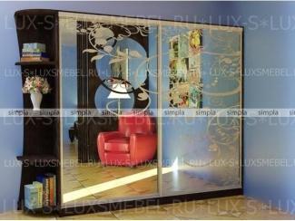 Шкаф-купе 18 - Мебельная фабрика «Люкс-С»