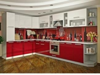 Новая кухня Пелагея  - Мебельная фабрика «Гермес»