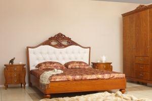 Кровать Прадо - Мебельная фабрика «EVANTY»