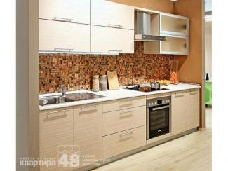 Кухонный гарнитур прямой ВЕЛЬВЕТ 4