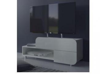Тумба ТВ ЛюксЛайн 7 - Мебельная фабрика «Мебельком»