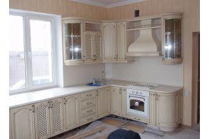 Угловая кухня Флоренция-4 - Мебельная фабрика «Универсал Мебель»