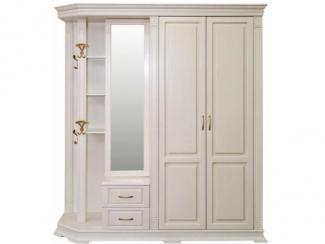 Шкаф комбинированный для прихожей Верди 1 П410.01 - Мебельная фабрика «Пинскдрев»