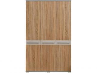 Шкаф 3-дверный (П400.01) - Мебельная фабрика «Пинскдрев»