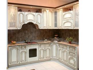 Кухня угловая Глория  - Мебельная фабрика «Диана»