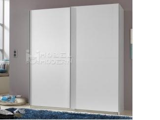 Белый шкаф Люкс  - Импортёр мебели «MÖBEL MODERN», г. Москва