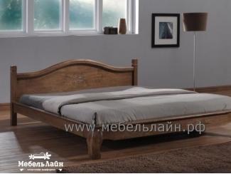 Деревянная кровать - Мебельная фабрика «МебельЛайн»