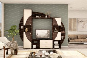 Гостиная Орбита - Мебельная фабрика «МФА»