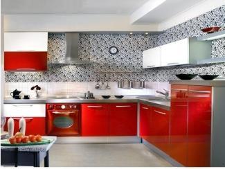 Кухня акрил Чили - Мебельная фабрика «Derli»