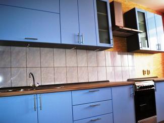 Кухонный гарнитур прямой Лагуна - Мебельная фабрика «Анкор»
