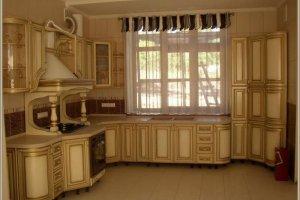 Кухня из массива - Мебельная фабрика ««Сибсервис»» г. Омск