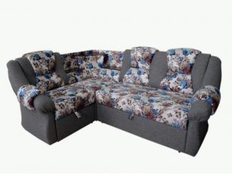 Угловой диван с полочками Сенатор - Мебельная фабрика «Оазис»