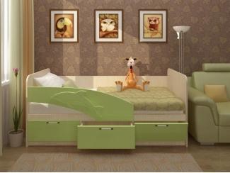 Детская кровать Дельфин - Мебельная фабрика «Лига Плюс»