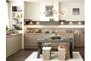 Кухня в стиле модерн Трэд  - Мебельная фабрика «Лорена»