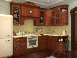 Кухня угловая «Луиза Виоланта» - Мебельная фабрика «Ладос-мебель»