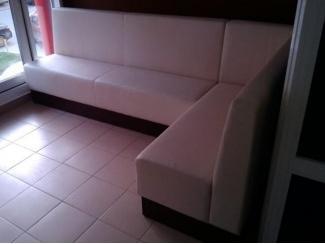 Угловой офисный диван  - Мебельная фабрика «МКмебель»