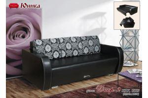 Прямой диван Диор 2 - Мебельная фабрика «МК Юника»