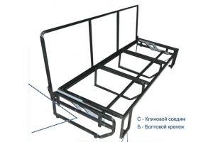 Механизм трансформации Диор - Оптовый поставщик комплектующих «Кузнецкий завод мебельной фурнитуры»