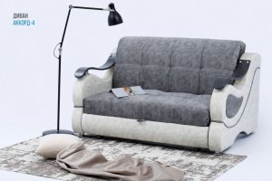 Диван Аккорд-4 - Мебельная фабрика «Империя Идей»