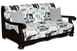 Диван аккордеон Атлант - Мебельная фабрика «Мебель для Вашей Семьи (МВС)»