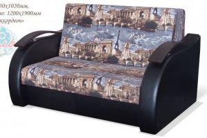 Диван Аккордеон Лео - Мебельная фабрика «Евростиль»