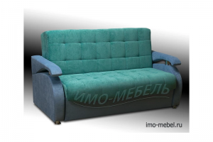 Диван Аккордеон Монтана без накладок - Мебельная фабрика «ИМО-Мебель»