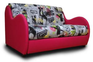 диван аккордеон Виктория 3 - Мебельная фабрика «Rina»