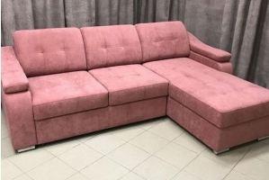 Диван Андорра с оттоманкой - Мебельная фабрика «Элеганзо»