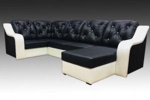 Диван Анджуна П-образный - Мебельная фабрика «Мондо»