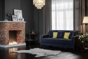 диван Англия в ретро стиле - Мебельная фабрика «Woodcraft»