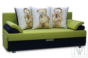 Диван Ассоль еврокнижка - Мебельная фабрика «Престиж мебель»