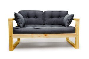 Диван Астер прямой мини - Мебельная фабрика «Фиеста-мебель»