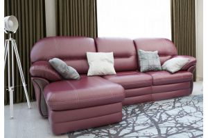 диван Атланта с оттоманкой - Мебельная фабрика «Фан-диван»