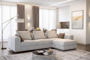 Диван BARI угловой - Мебельная фабрика «Malitta»