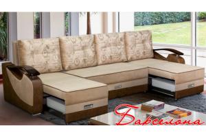 Диван Барселона модульный - Мебельная фабрика «Элегантный Стиль»
