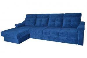 Диван Бавария с оттоманкой - Мебельная фабрика «Радуга»