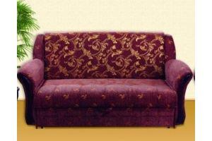 Диван Баян подлокотники бабочка - Мебельная фабрика «Алина»