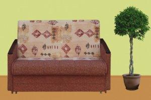 Диван Баян узкие подлокотники - Мебельная фабрика «Алина»