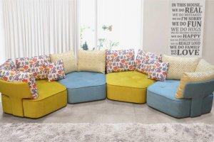 Диван Бэлла без спального места - Мебельная фабрика «Элфис»