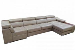 Диван Белла c оттоманкой - Мебельная фабрика «RubyHome»
