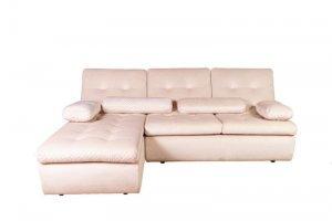 Диван Benson  с оттоманкой - Мебельная фабрика «Malitta»