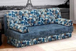Диван без подлокотников Волна-3 - Мебельная фабрика «Универсал Мебель»