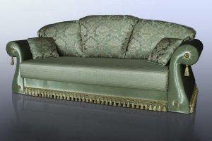 Диван Благо 2 зеленый - Мебельная фабрика «Благо»