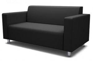 Диван Блек на высоких ножках - Мебельная фабрика «Ивару»