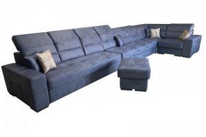 Диван большой Престиж 17 нестандарт - Мебельная фабрика «Данко»