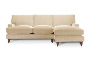 Диван Болтон с оттоманкой - Мебельная фабрика «Фиеста-мебель»