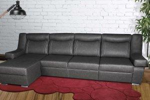 Диван Бостон+модуль оттоманки+модуль Полукресло - Мебельная фабрика «Ихсан»