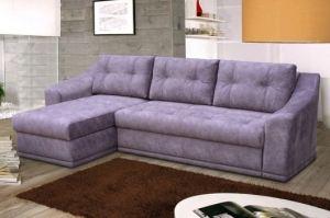 Диван Бостон с оттоманкой - Мебельная фабрика «Альянс»