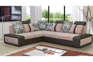 Диван Брайтон угловой - Мебельная фабрика «Уютный Дом»